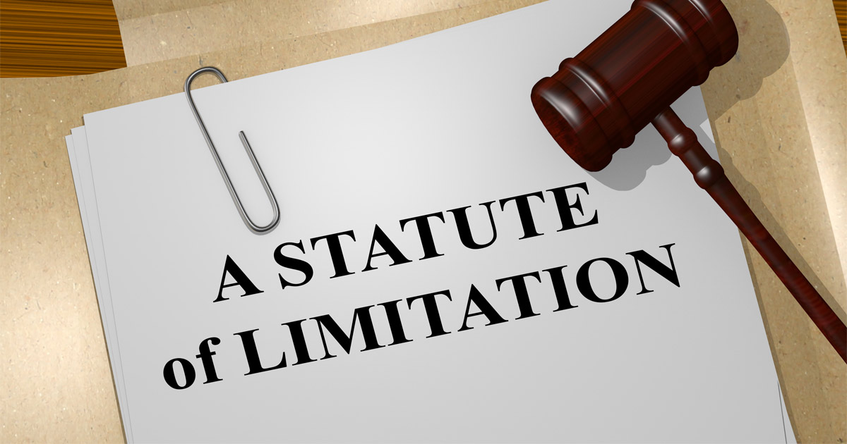 How Does the Statute of Limitations Affect a Products Liability Claim?