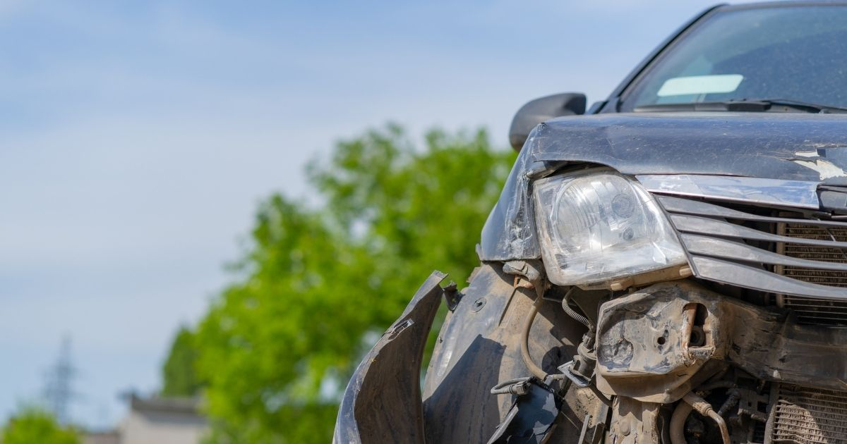 How Should I Handle Chemical Burns after a Car Accident?
